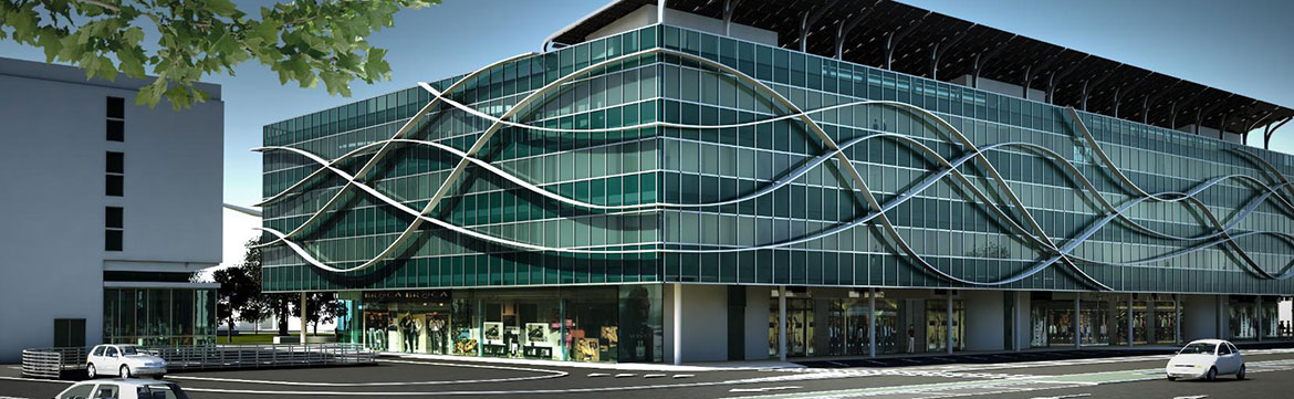 Master Architectural Rendering