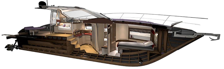 Master Yacht Interior Design